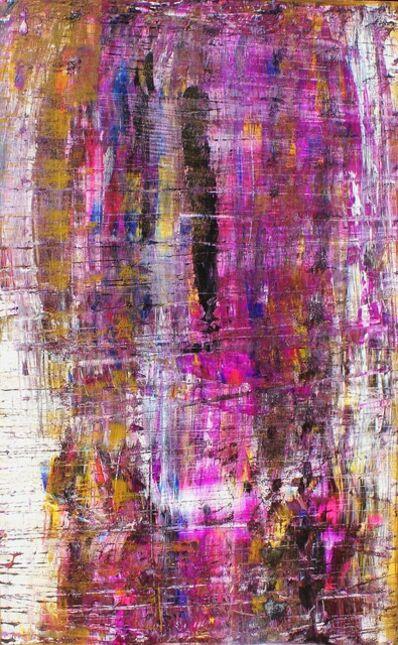 Sona Mirzaei, 'Shards of Violet', 2018