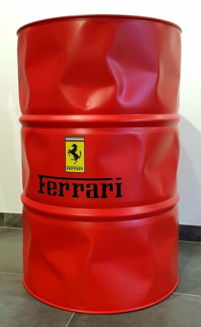 Marc Boffin, 'Ferrari Barrel', 2019