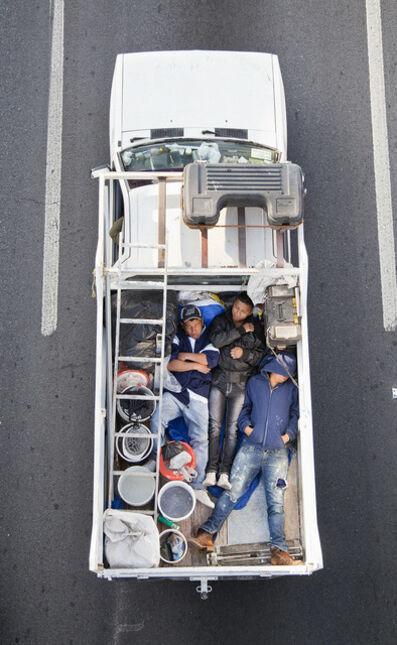 Alejandro Cartagena, 'Carpoolers #7', 2012