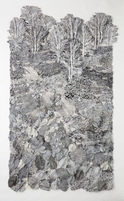 Lesley Richmond, 'SKYLINE MOONLIGHT 3', 2016