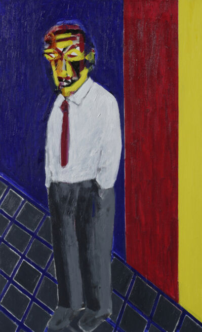 Suh Yongsun, 'standing firm', 2008