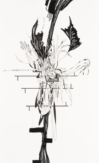 Luke Whitlatch, 'Yard Life #1', 2020