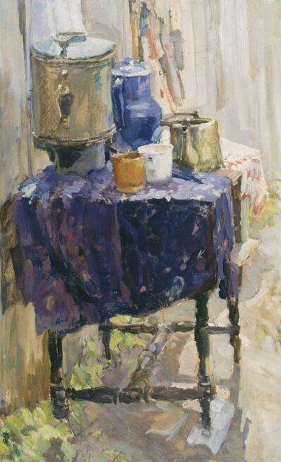 Sergey Antipov, 'Outside the kitchen', 1971