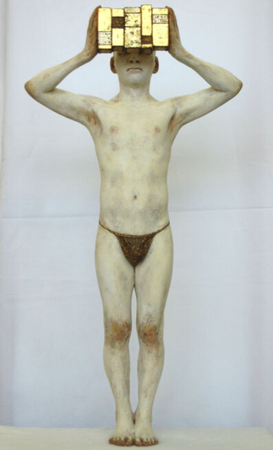 Chie Shimizu, 'Untitled No. 8 (Gold)', 2009
