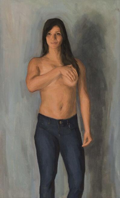 Carlos Martinez Leon, 'La Flaca', 2013