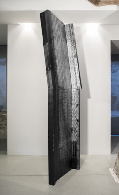 Aitor Ortiz, 'Amorfosis 000. Configuración 5', 2016