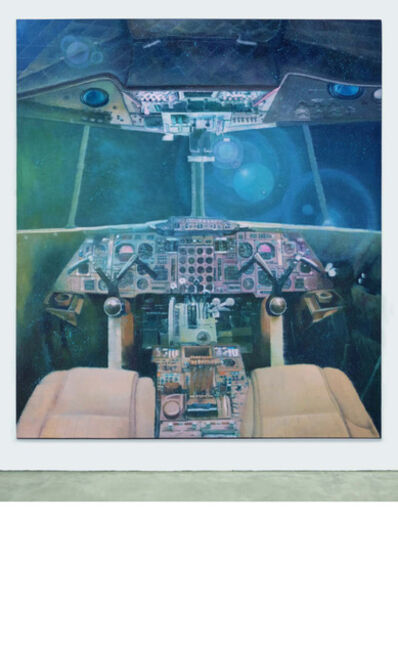 Luis Gispert, 'Concorde Night Train', 2021