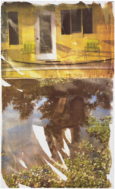 Robert Rauschenberg, 'Daze (Speculations)', 1997