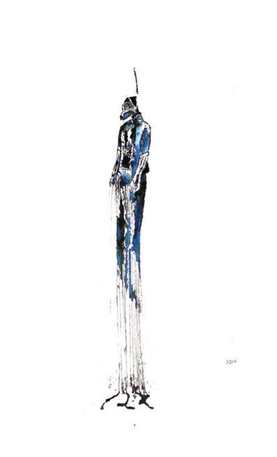 Jason Wee, 'Self-Portrait (Hanging Dogman)', 2014