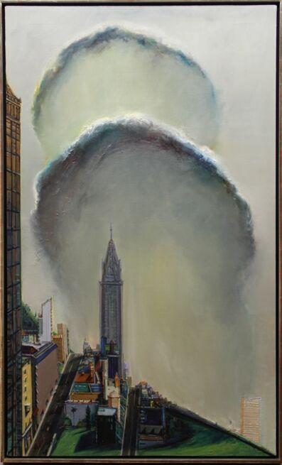 Wayne Thiebaud, 'Cloud City', 1993