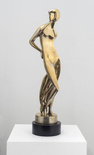 Alexander Archipenko, 'Glorification of Beauty (Standing Concave)', 1925