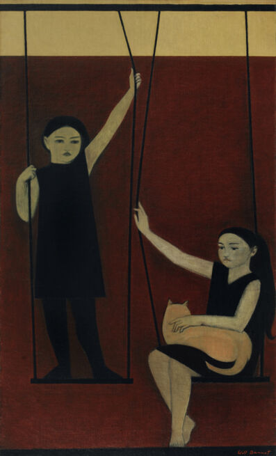 Will Barnet, 'The Swing', 1963