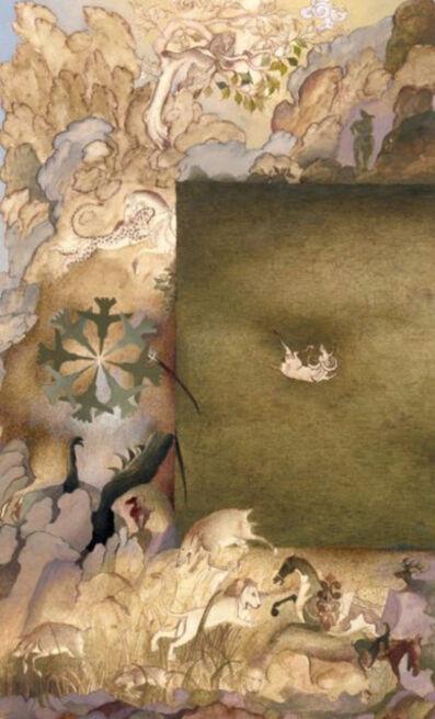 Shahzia Sikander, 'Usurpia', 2002