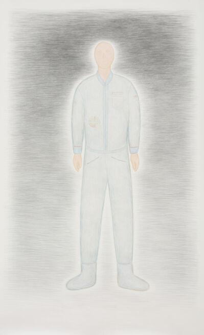 Rodrigo Hernández, 'Untitled (Spaceman 1)', 2016