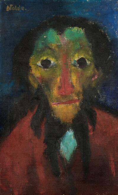 Emil Nolde, 'Rentner', 1920