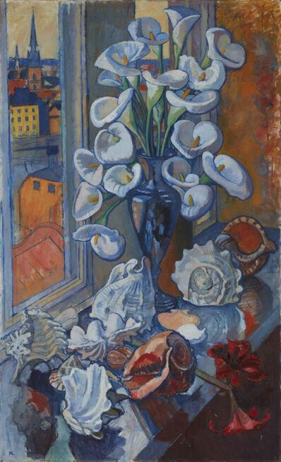 Hilding Linnqvist, 'Kallor (Arum lilles)', 1942
