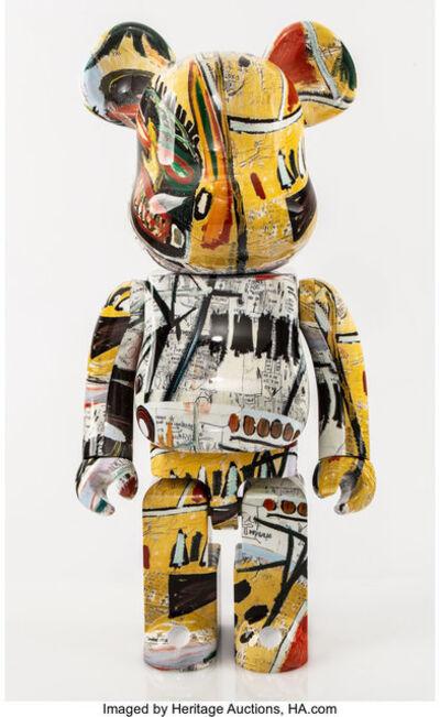 BE@RBRICK, 'Jean-Michel Basquiat #2 1000%', 2018