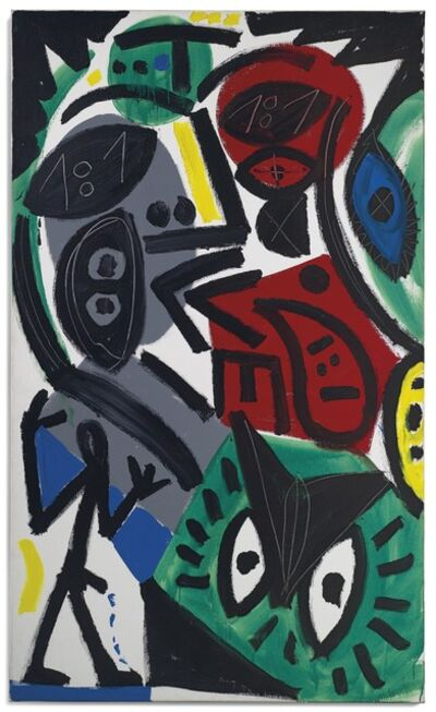 A.R. Penck, 'Untitled', 1990