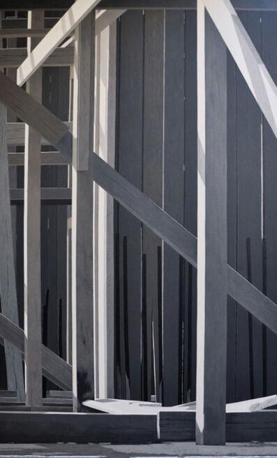 Ibrahim El Dessouki, 'Building 4', 2017