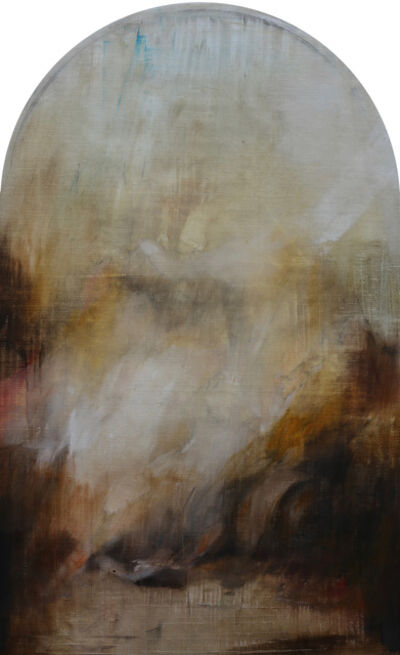 Jake Wood-Evans, 'Study for Autumn, after Jean-Baptiste Marie Pierre', 2019