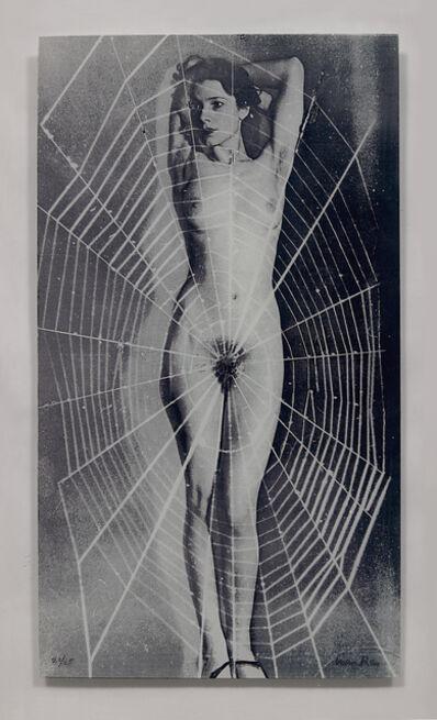 Man Ray, 'Nu bleuté (Blue Nude)', 1970-71