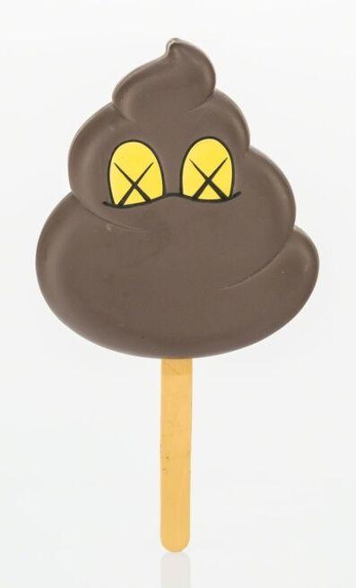 KAWS, 'WARM REGARDS BAR (CHOCOLATE)', 2009