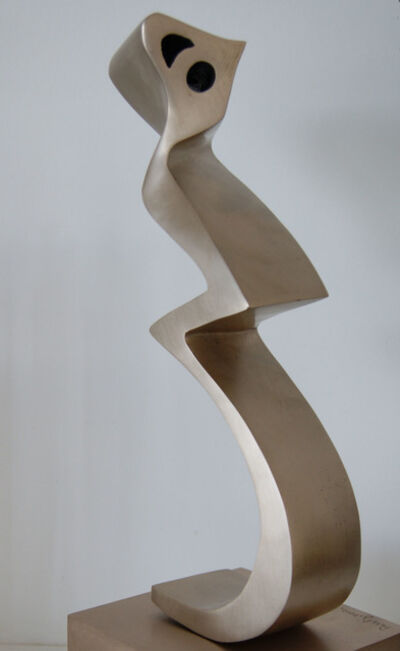 Parviz Tanavoli, 'Twisted Heech 2', 2012