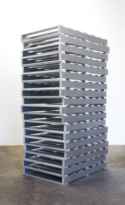 Pontus Willfors, 'Ton of Pallets', 2018