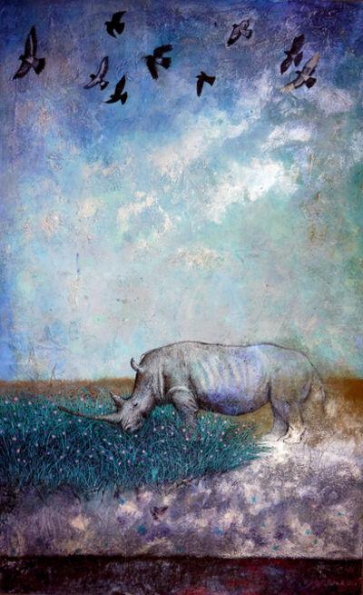Sarah Tse, 'Rhinoceros', 2019