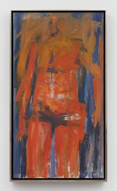 Jack Tworkov, 'Figure CD', 1960