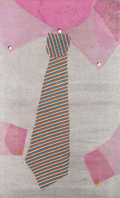 Enrico Baj, 'The big tie', 1968