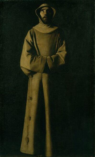 Francisco de Zurbarán, 'Franziskus', ca. 1640