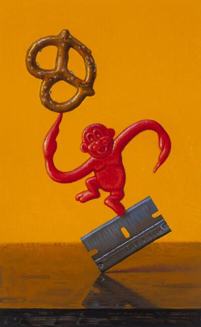 Scott Fraser, 'Razor Monkey ', 2020