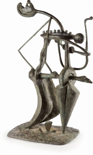 André Masson, 'Extase', 1938-1986 cast