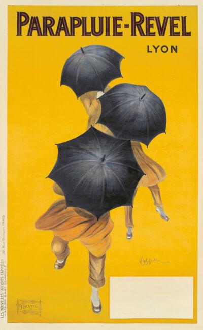Leonetto Cappiello, 'Parapluie-Revel', 1922