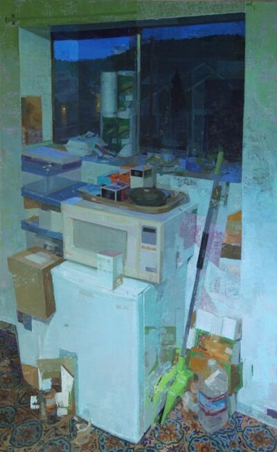 Zoey Frank, 'Window at Night', 2016