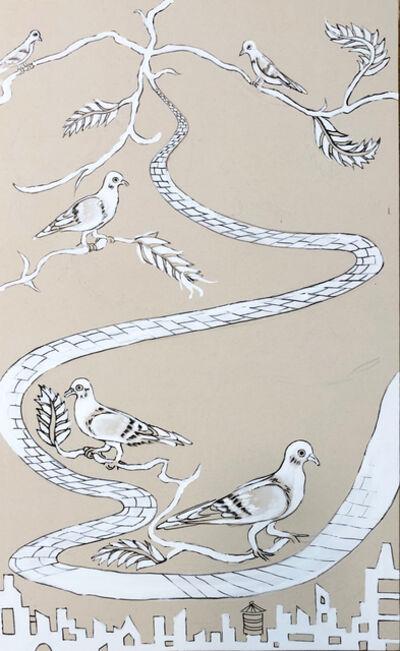 Victor Matthews, 'Pigeon', 2019