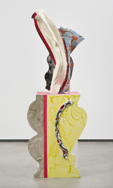 Betty Woodman, 'Vase Upon Vase: Horme', 2009