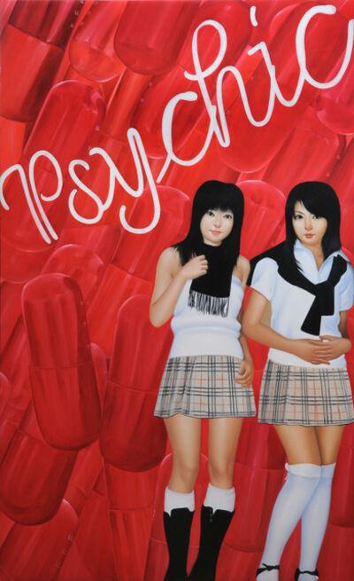 Tomomi Mishima, 'psy and chic', 2009