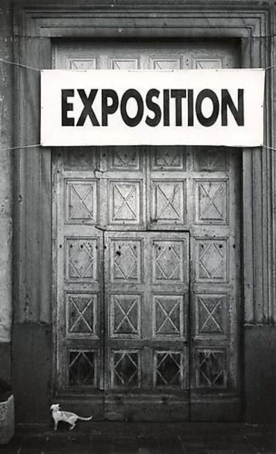 Pentti Sammallahti, 'Exposition', 2002
