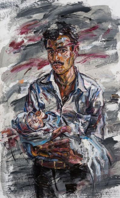 Reza Doust, 'Portrait of Love', 2019