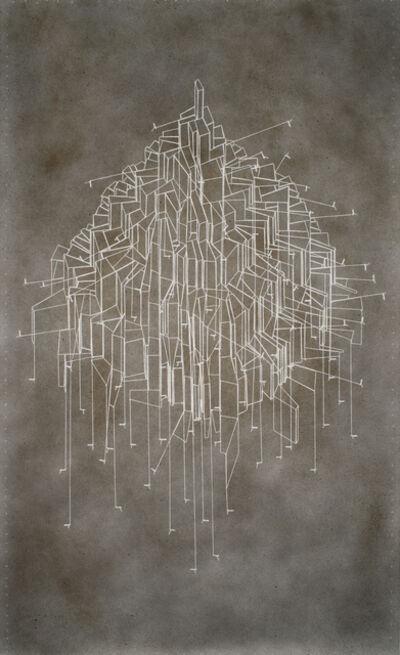 Fırat Erdim, 'Stitch Strata (Segovia) 2014', 2014
