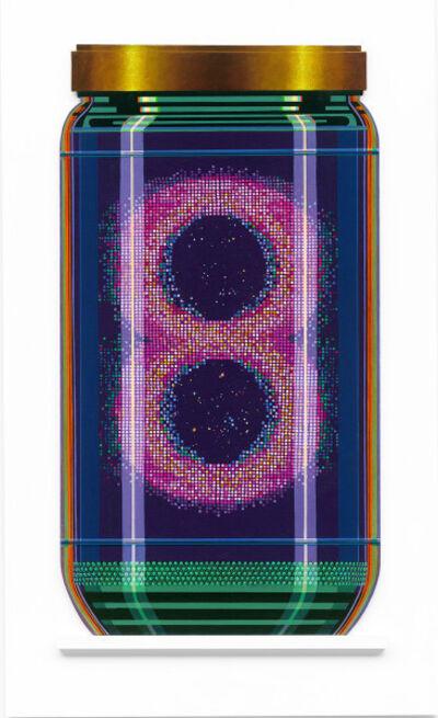 "Clement Kamena, 'No 8, 8P ""Stardust""', 2015"