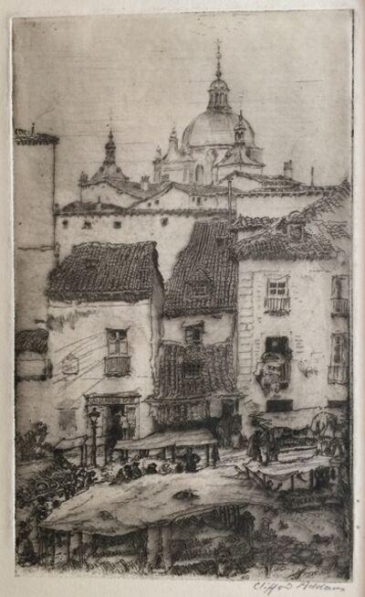 Clifford Isaac Addams, 'El Rastro, Madrid', ca. 1910