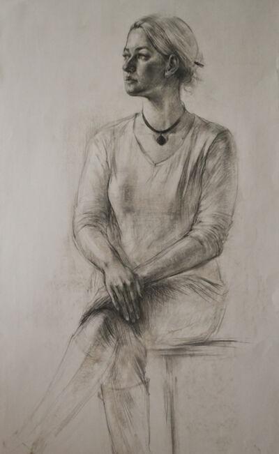 Nasta Burko, 'Drawing', 2013
