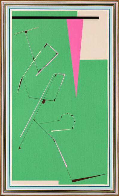 Frank Maier, 'Pelikan Serie Nr. 5', 2015