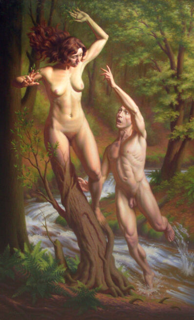 Michael Chelich, 'Apollo and Daphne', 2014