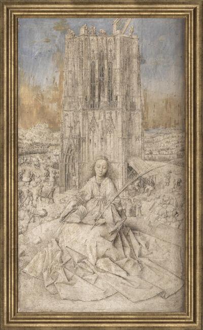 Jan van Eyck, 'Virgin by Fountain', (Date unknown)