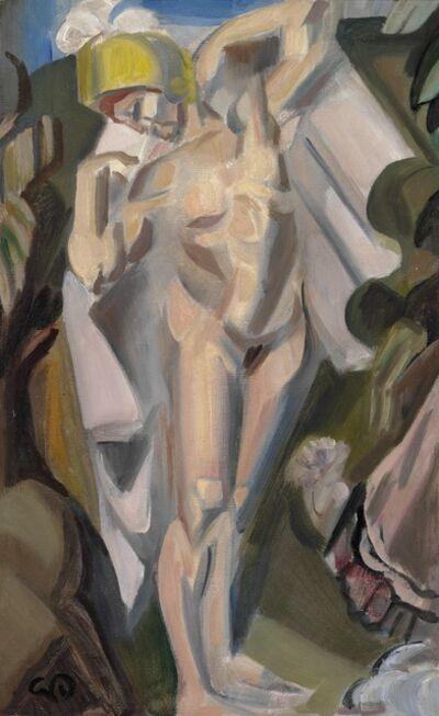 Georg Wilhelm Pauli, 'Standing female', 1915