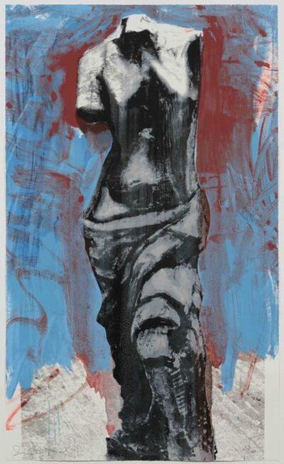Jim Dine, 'Red, White and Blue Venus', 1984